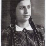 Ursula Rosenfeld 1939