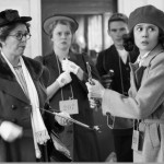 Mrs Hilton (Jackie Jones), Hanni (Charlotte Allmand), Kurt (Ross McCall), Ilse (Becky Barry)